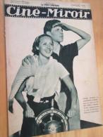 (cin813) REVUE CINEMA : CINE-MIROIR N°472 Du 20 AVRIL 1934  : COUVERTURE :  CHARLES BOYER Et FLORELLE Dans LILIOM   / DO - Cinéma/Télévision