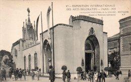 - CPA - 75 - Exposition Des Arts Décoratifs PARIS 1925 - Pavillon De La Grande-Bretagne - 663 - Expositions