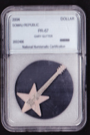 Guitare 1$ 2004  Gary Glitter - Somalia