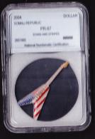 Guitare 1$ 2004  Stars & Stripes - Somalie