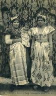 SAHEL - TUNISIE - PEU COURANTE CPA ANIMEE DE 1927. - Tunisie