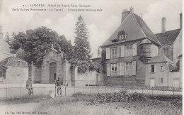 LANGRES ....   HOTEL DU BREUIL SAINT GERMAIN - Langres
