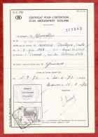Formular, EF Eisenbahnpaketmarke, Gestempelt Charleroi Sud 1972 (40689) - Belgien