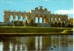 VIENNE : Le Château Schönbrunn Gloriette - Château De Schönbrunn