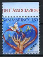 2010 - SAINT-MARIN - SAN MARINO - A.V.S.S.O. - MNH - (**) -  New Mint - San Marino