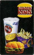 TARJETA DE ESTADOS UNIDOS DE COCA-COLA Y BURGER KING (TOY STORY-DISNEY) (COKE) NUEVA-MINT - Publicidad