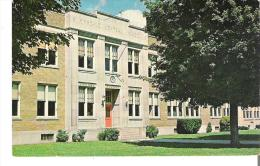 Hinsdale Central School, Hinsdale, New York  Located In Last Central Portion Of Cattaraugus County - NY - New York