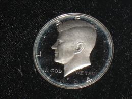 1984-S Proof Kennedy Half Dollar - Émissions Fédérales