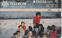 PAPUA NEW GUINEA - Igam Elementary Class, CN : 804A, Tirage 40000, Used - Papua New Guinea