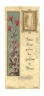 Image Religieuse, Petites Fleurs, Portez Les Parfums De Marie - Images Religieuses