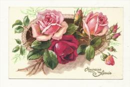 Cp, Nouvel An, Heureuse Année, écrite 1944 - New Year