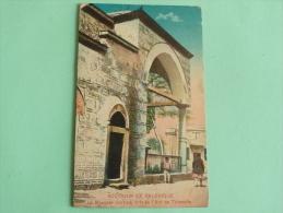 Souvenir De SALONIQUE - La Mosquée HORTIADJ Près De L'Arc De Triomphe - Mazedonien