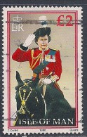 Isle Of Man ~ 1988-92 ~  £2 Definitive ~ SG 380a ~ Used - Isle Of Man
