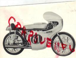 Photo Ancienne  HONDA   Provenance Archives Moto Revue ??? Ancienne Collection Pozzoli - Fotos