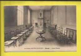 DOUAI  Institution SAINTE-CLOTILDE  Grand  PARLOIR  Voir Scanner - Douai