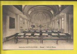 DOUAI  Institution SAINTE-CLOTILDE  Salle De Dessin Voir Scanner - Douai