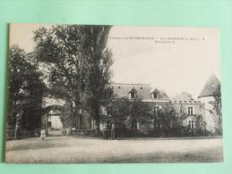 VILLEPERDUE - Chateau De Boisbonnard, Entrée NORD - France