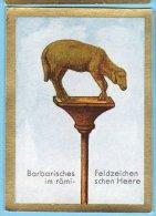 Historische Fahnen - 1932 - 9. Barbarisches Feldzeichen Im Römischen Heere - Chromos