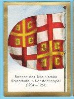 Historische Fahnen - 1932 - 22. Banner Des Lateinischen Kaisertums In Konstantinopel (1204-1261) - Chromos