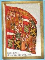 Historische Fahnen - 1932 - 105. Spanisches Hauptbanner Im 16. Jahrh. - Autres