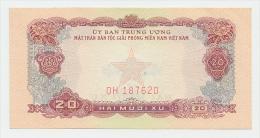 VIETNAM SOUTH 20 XU 1963 AUNC P R2 - Vietnam