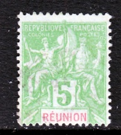 Reunion Island  38  (o) - Used Stamps