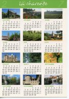 La Charente : Calendrier 2007 - Multivues - éditions René N°16235 - France