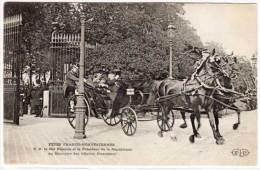 PARIS - Fetes Franco-Norvégiennes - SM Le Roi Haakon Et Le Président De La République (58526) - Non Classés
