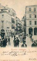 [DC8189] TREVISO - CALMAGGIORE - Viaggiata 1903 - Old Postcard - Treviso