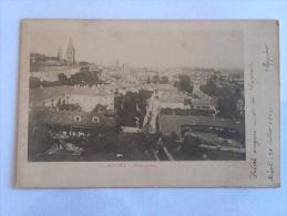 CARTOLINA  RIVOLI PANORAMA VIAGGIATA NEL 1902 - Rivoli