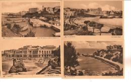 - Lot   De  20  CPA  DE  BIARRTZ ( Toutes Scannées ) - Cartoline