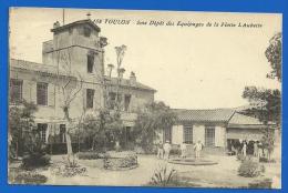 TOULON -5éme Dépôt Des Equipages De La Flotte (P2-31) L'Aubette - Toulon