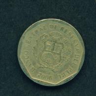 PERU - 2006 50c Circ. - Peru