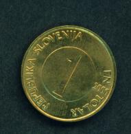SLOVENIA - 2000 1t Circ. - Slovenia