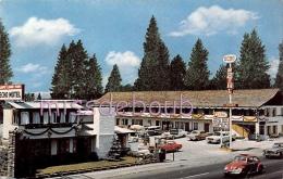 South Lake Tahoe - Echo Motel - Calif 95705 - 1960 - 2 Scans - Oakland