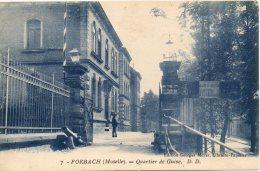 55. Forbach. Quartier De Guise - Forbach