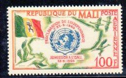 MALI -  P.A  N° 11 ** (1961) - Mali (1959-...)