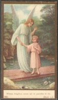 Santino Holy Card  - Angeli - Images Religieuses