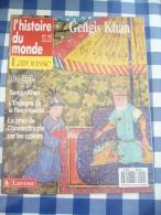 Livre L Histoire Du Monde Larousse N° 45 GENGIS KHAN, L' ESPAGNE DE LA RECONQUISTA, PRISE DE CONSTANTINOPLE - Encyclopedieën