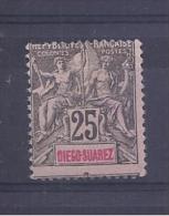 DIEGO-SUAREZ -  N° 45 Neuf *  - C: 14 € - Unused Stamps