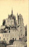 ABBAYE DU MONT SAINT MICHEL  - 50 -  Vue Prise Des Remparts  -  408 - Le Mont Saint Michel