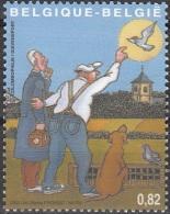 Belgique 2003 COB 3159 Neuf ** Cote (2016) 2.50 Euro Colombophilie - Belgique