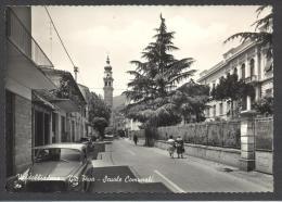 5234-VALDOBBIADENE(TREVISO)-VIA PIVA-SCUOLE COMUNALI-ANIMATA-FG - Treviso