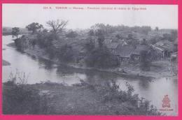 841 ASIE VIET-NAM - TONKIN - MONCAY - Frontière Chinoise Et Rivière De Tong-Hinh - Vietnam