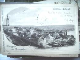 Servië Servien Srbija Belgrado Beograd Old - Servië