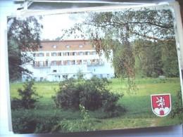 Tsjechië Czech Rep. Ceska Roznov Pod Radhostem Zatavovna Roh - Slowakije