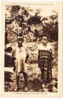 EKITI ADO - Enfants Chrétiens     (58598) - Benin