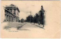 MADRID - Calle De Bailen     (58605) - Madrid