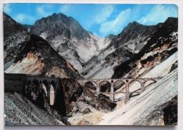 CARRARA - Cave E I Ponti Di Vara Viaggiata - Carrara