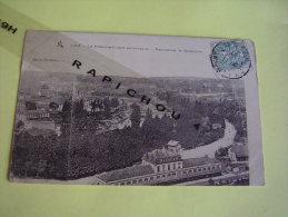 CPA - LA FRANCHE-COMTE PITTORESQUE - Panorama De Besançon - Eglise Ste Madeleine - Besancon